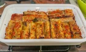 Cannellonis aux cèpes