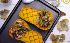 Courge butternut d'automne
