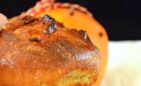 Brioches Orange et Clous de Girofle