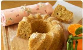 Gâteau aux épices et clémentines