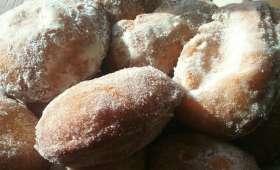 Pączki beignets polonais à la confiture
