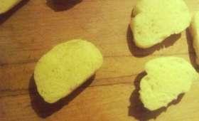 Knedliky quenelles de pain tchèques