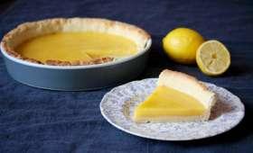 Tarte au citron délice