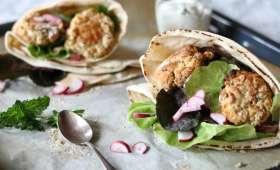 Boulettes de haricots blancs façon falafels