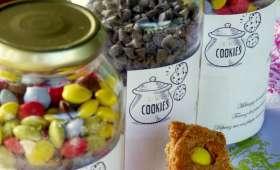 Kit pour cookies à offrir aux maîtresses