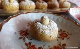 Ghriba Lbahla au beurre de cacahuète