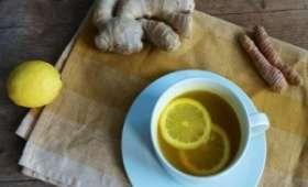 Tisane curcuma et gingembre