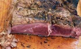 Côte de boeuf au barbecue façon Gut