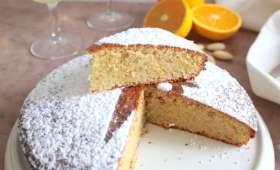 Tarta de Santiago, gâteau aux amandes espagnol (sans gluten)