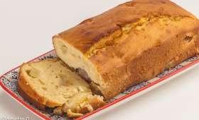Gâteau du matin poires vanille