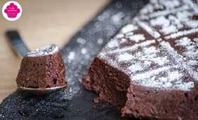 Fondant au chocolat basse température