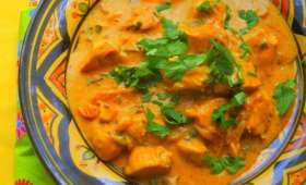 Poulet au curry indien facile