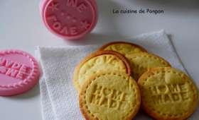 Biscuit au lait concentré sucré