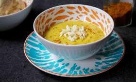 Velouté de chou fleur au curry