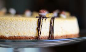 Cheesecake citron spéculoos