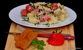 Salade flexitarienne