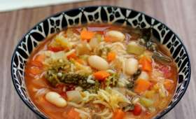 Minestrone d'hiver