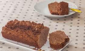 Cake cacaoté