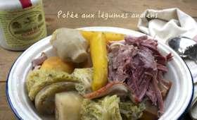 Potée aux légumes anciens