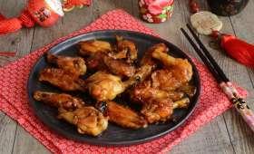 Ailes de poulet Général Tao