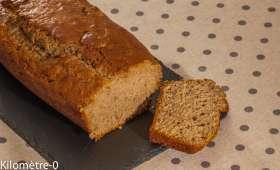 Gâteau du matin orange et crème de châtaignes