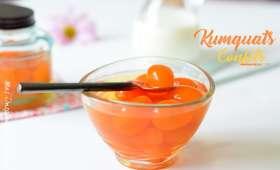 Kumquat confit
