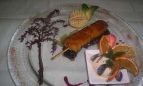 Brochettes d'Ananas Gourmands