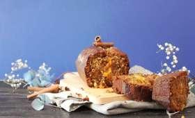 Pain d'épices à la marmelade de clémentines