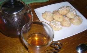 Amaretti aux amandes