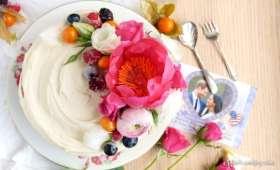 Un royal wedding cake pour Harry et Meghan