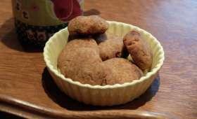 Cookies coco chocolat