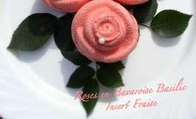 Roses en bavaroise