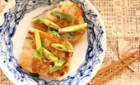 Gâteau de navet chinois