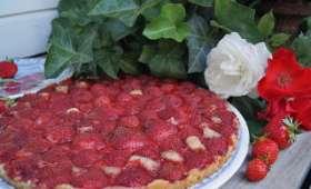 Maxi sablé breton aux fraises