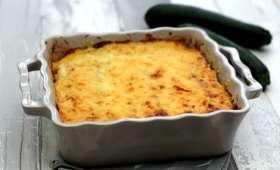 Lasagnes façon bolognaise aux courgettes (avec ou sans pâtes)