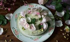 Gâteau vert-vert de Claude Monet