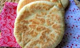 Matlouh pain algérien