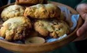 Cookies au chocolat Dulcey