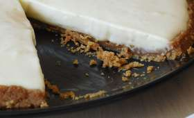 Tarte au citron sans cuisson ou key lime pie