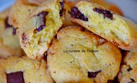 Biscuit chocolat noisette