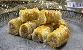 Baklavas libanais aux noix très faciles