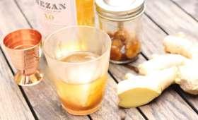 Cocktail Hédonisme au rhum jamaïquain