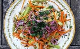 Salade de céleri