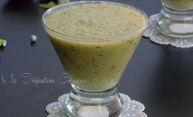 Jus de kiwi, recette maison