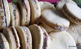 Alfajores, biscuits d'Argentine