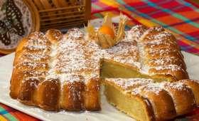 Bolo Polana, Gâteau de noix de Cajou - Mozambique