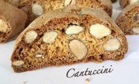 Cantuccini ou croquants aux amandes