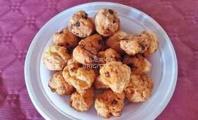 Cookies au chorizo