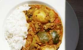 Colombo de légumes