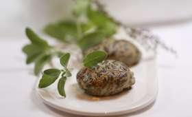 Caillettes aux épices et au vin rosé de Provence